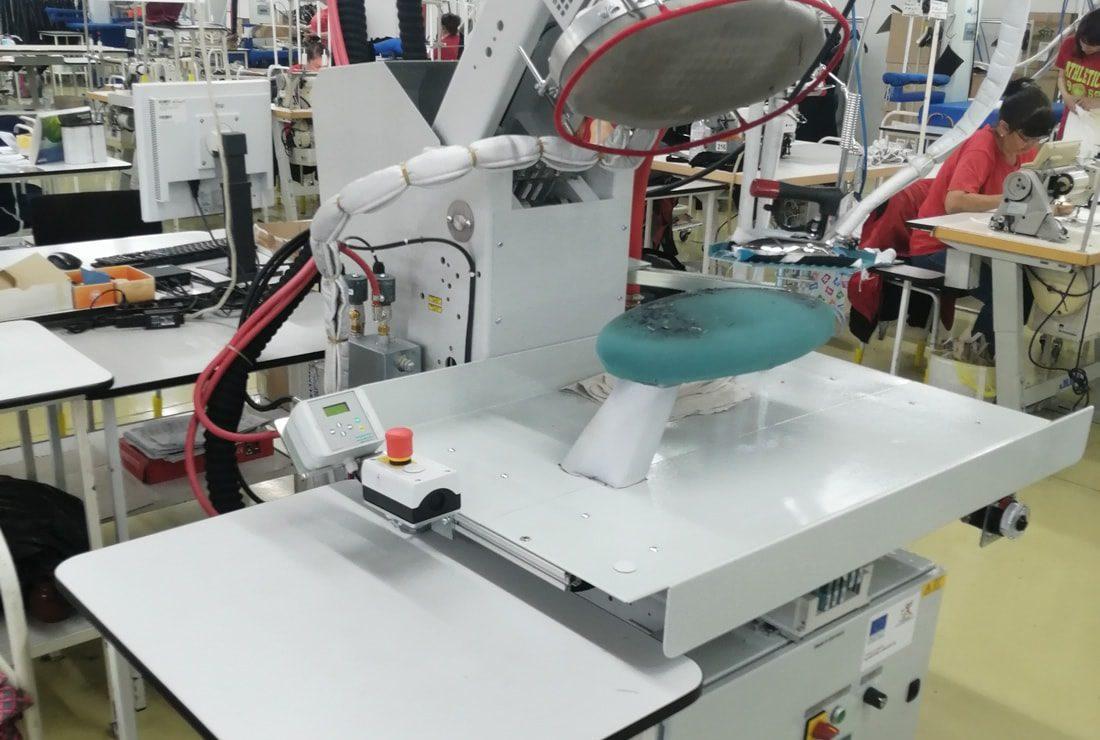 """Внедряване на иновативен, автоматизиран и ресурсноефективен процес за производство на дамски облекла от """"ЛГРП"""" ЕООД"""