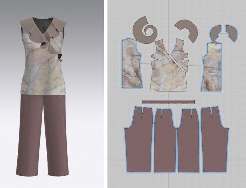 """Семинар на тема: """"3D CAD-CAM системи и виртуално моделиране на облекла"""""""
