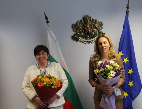 Стела Иванова Балтова служебен министър на туризма